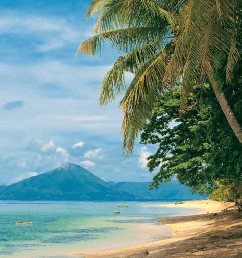 Ambon - Banda Sea