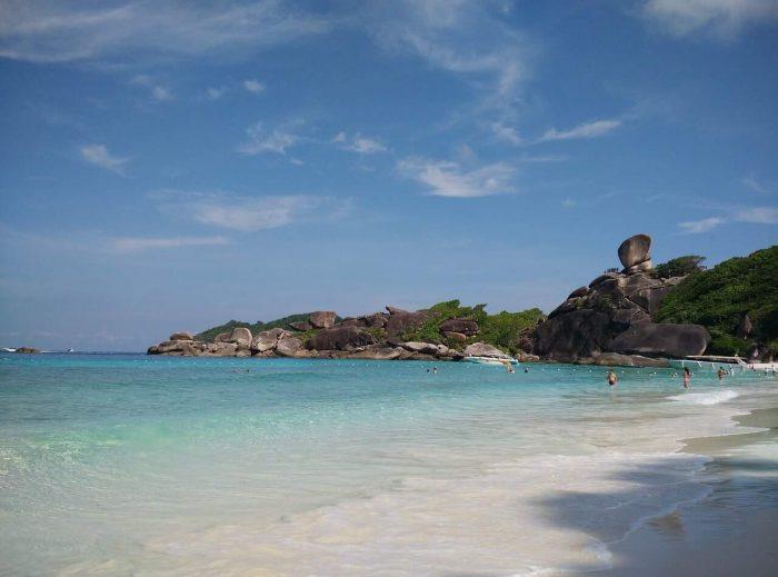 The Similan Islands