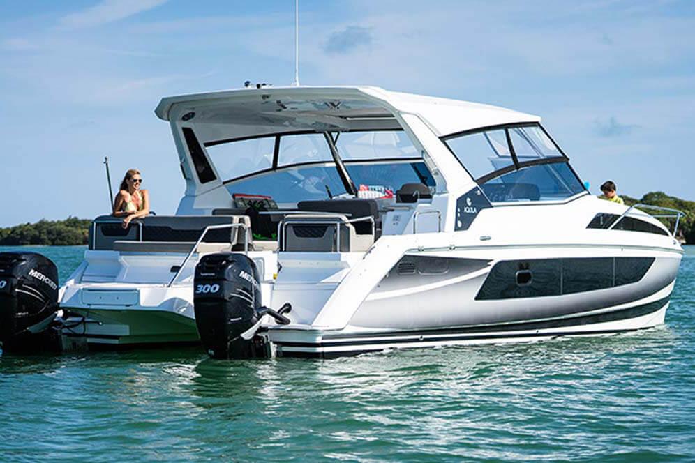 Aqulia36 Phuket Luxury Yacht