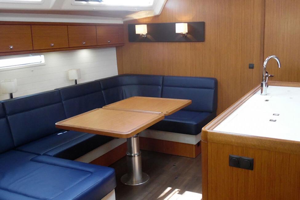 Bavaria 46C saloon charter yacht Phuket