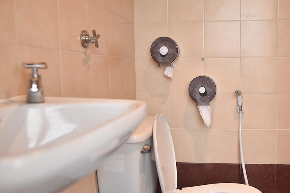 Champagne Bathroom charter Thailand