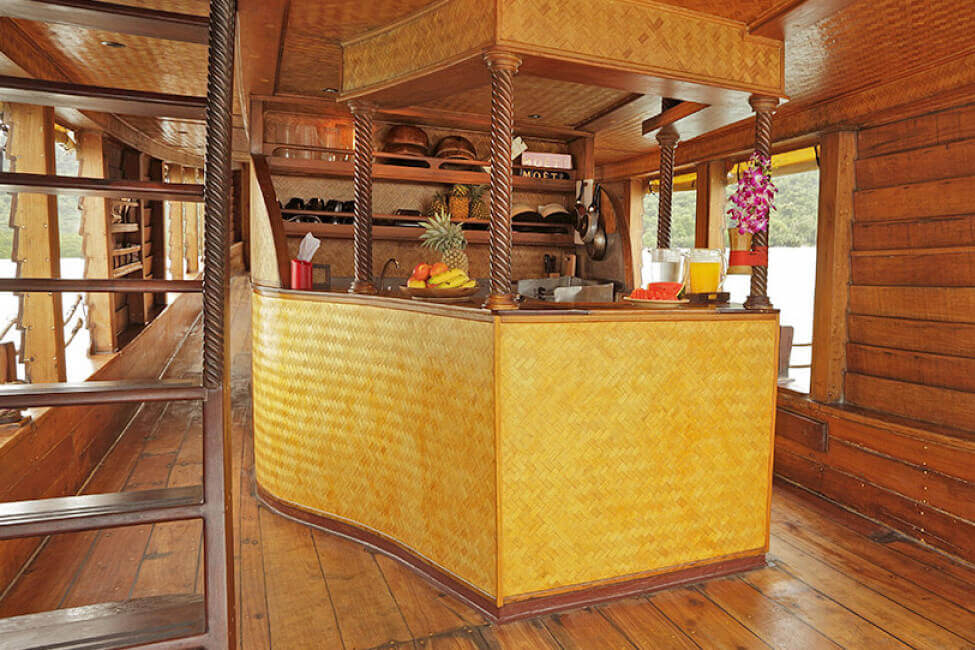 Champagne Charter boat Phuket
