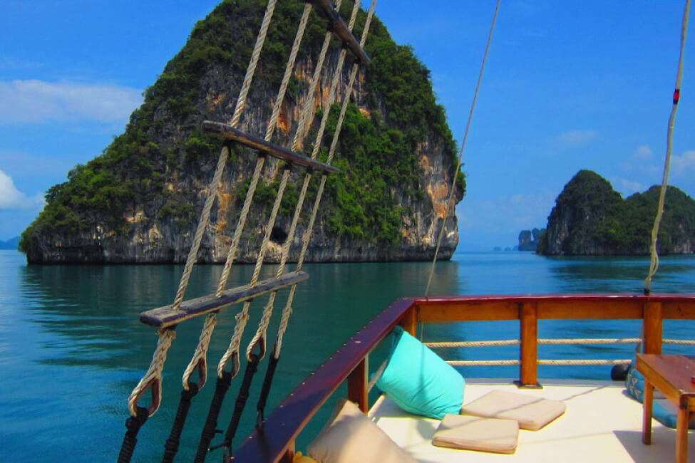 Champagne Charters Thailand