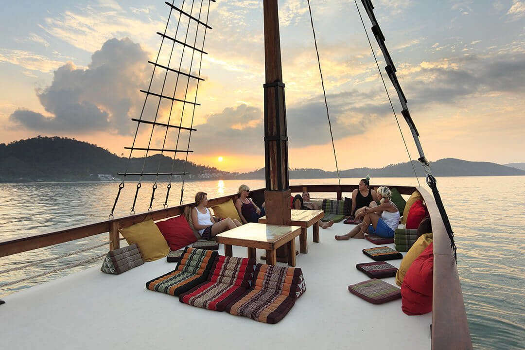 Champagne Day Boating Phuket