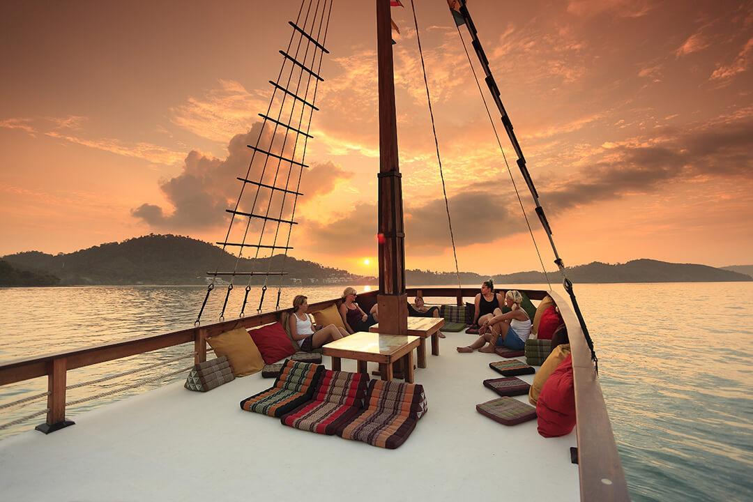 Champagne Sunset Cruise Phuket