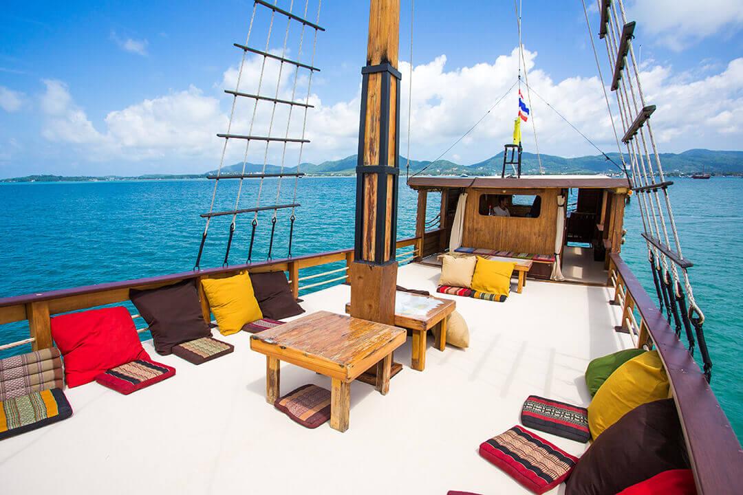 Champagne Yacht Phuket
