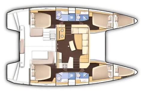 Lagoon42 layout