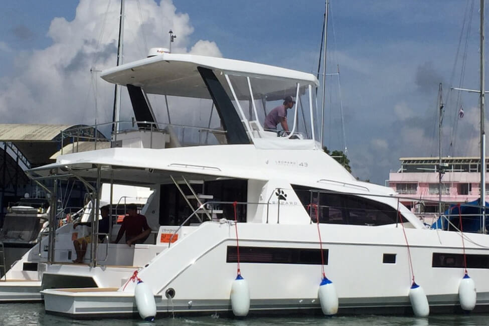 Leopard 43_Phuket_Boat_Lagoon