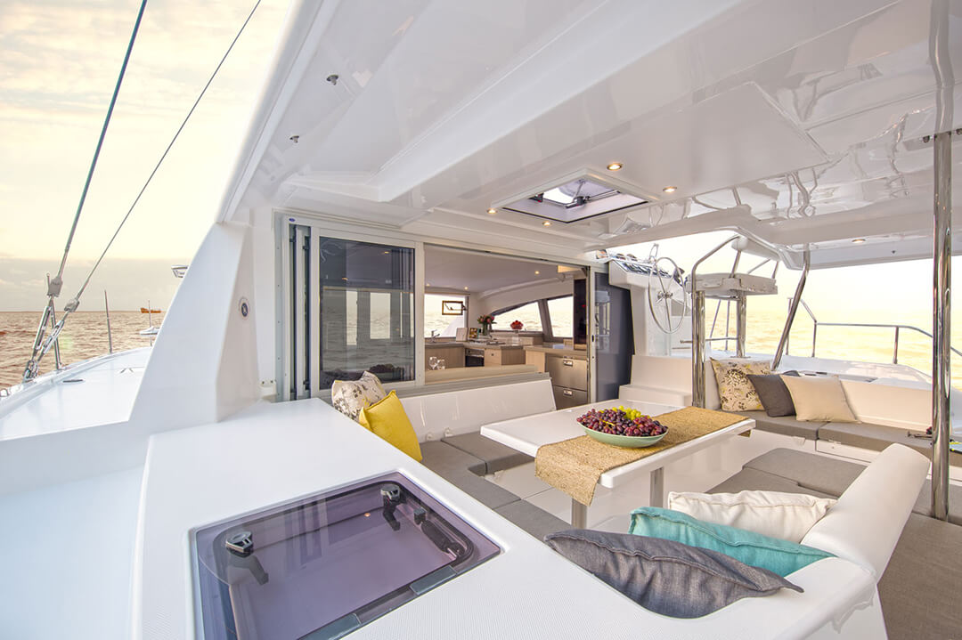 Leopard 51 Charter Boat Phuket