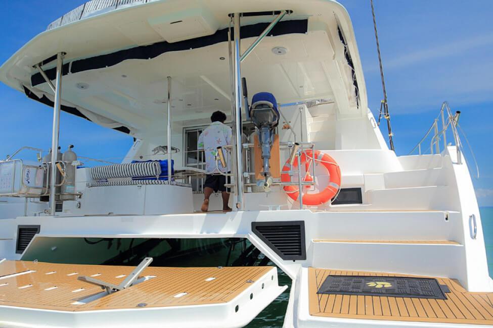 Leopard 51 Power Catamaran Phuket