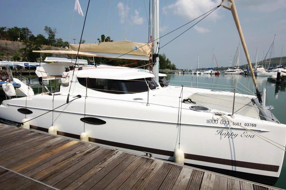 Mahe 36 Bareboat charter Phuket
