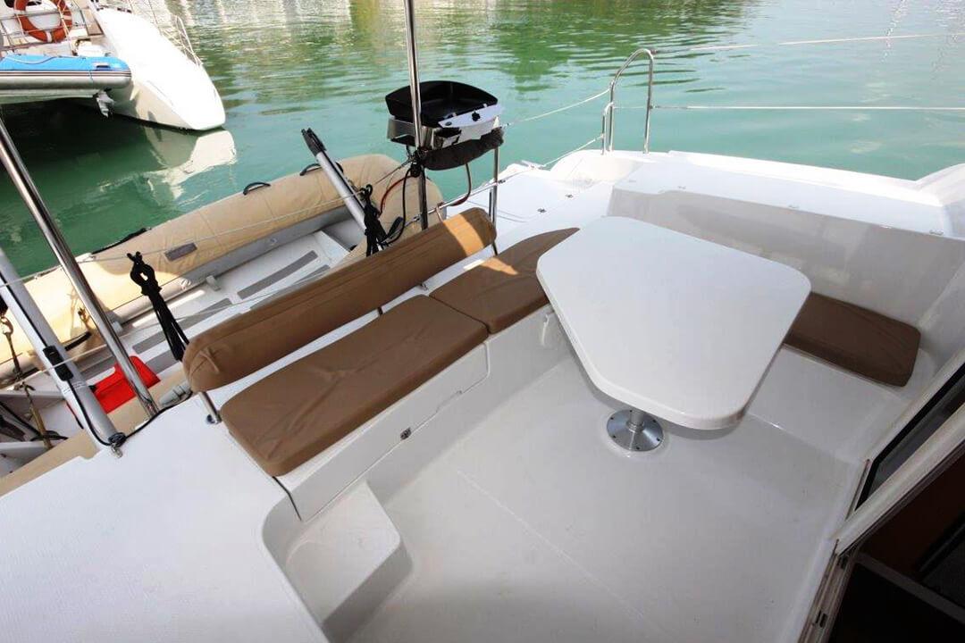Mahe 36 Cockpit Bareboat Phuket