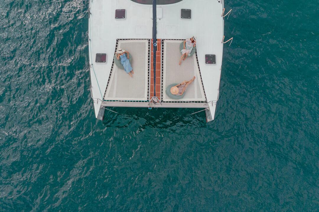Mumby 48 Boating Thailand