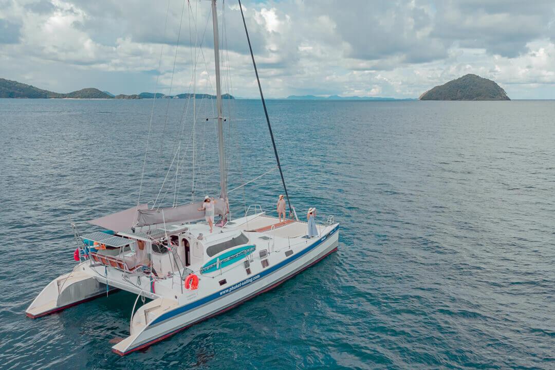 Mumby 48 charter Phuket