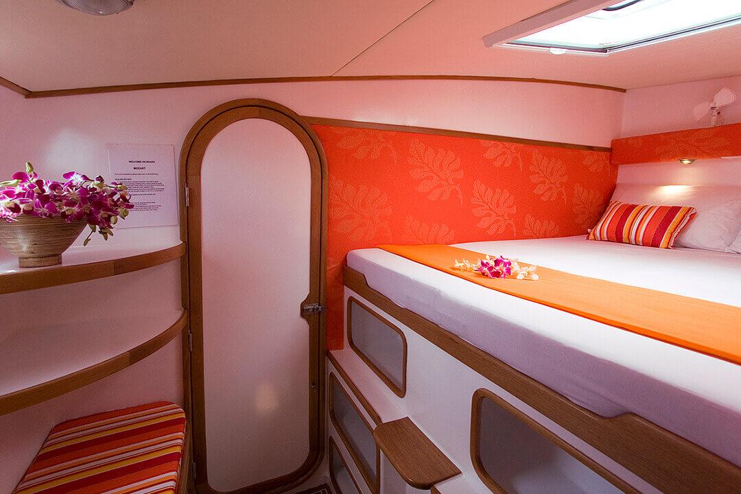 Mumby 48 crewed charter Thailand