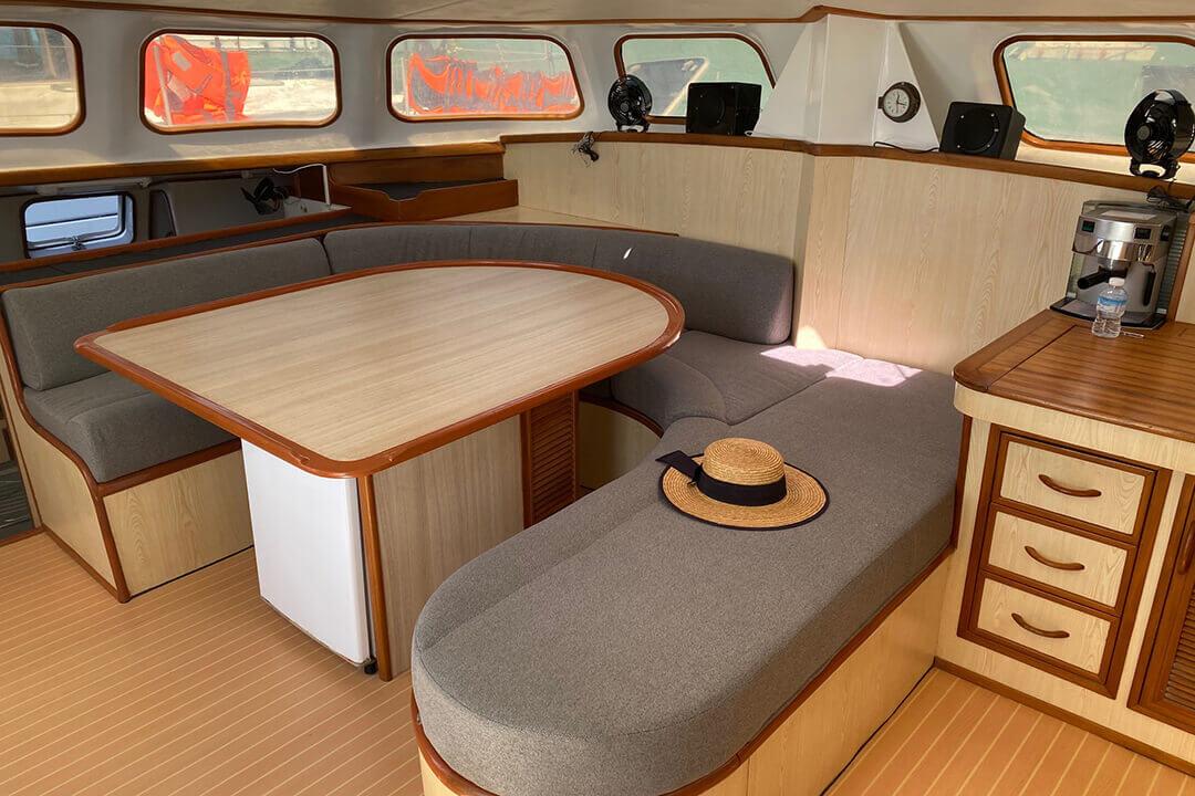 Mumby 48 yachtcharter Thailand