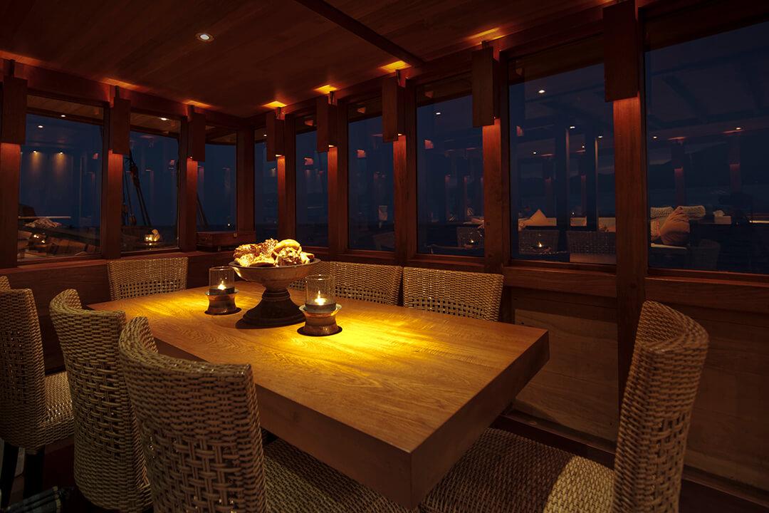 Si Datu Bua Luxury Yacht Rental Indonesia