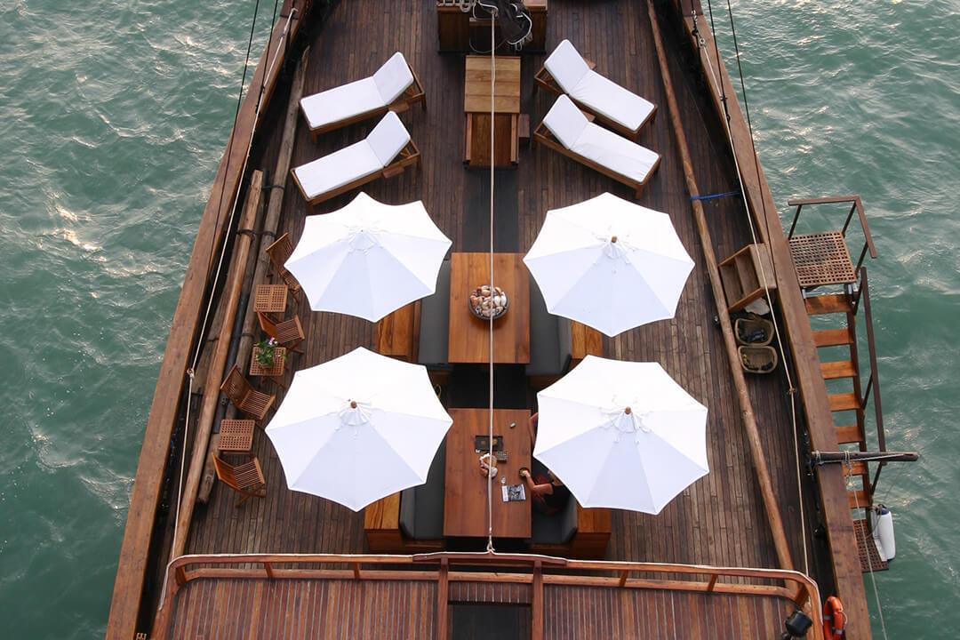 Silolona Luxury Charter Bali