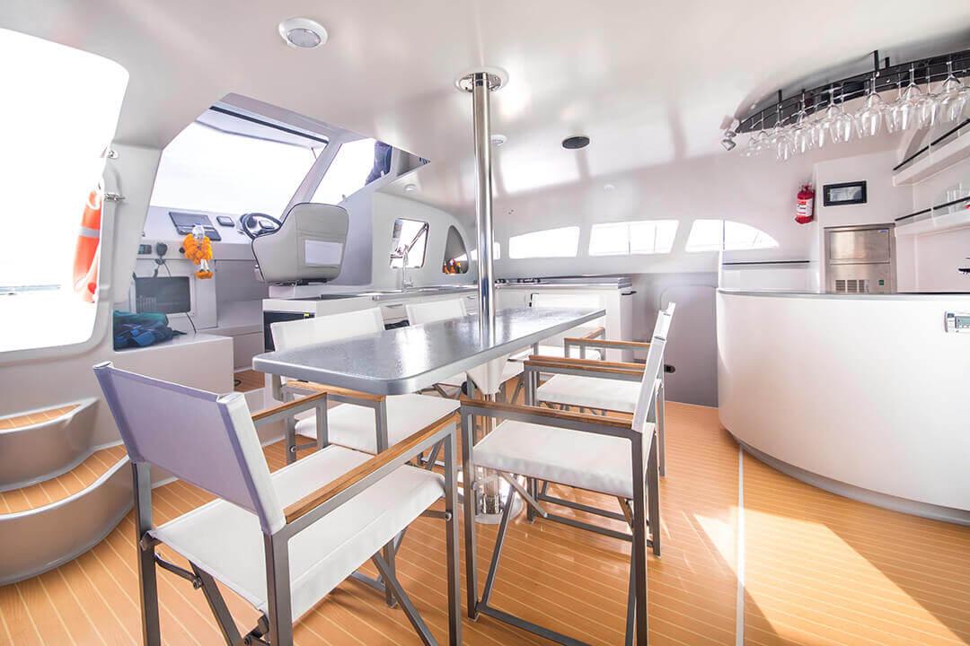 Stealth 47 Phi Phi Island catamaran charter