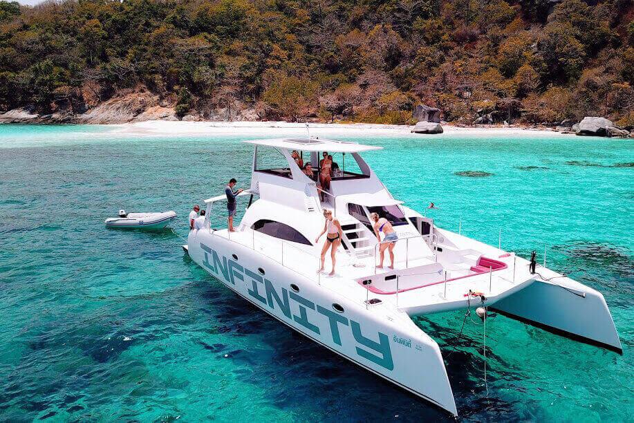 Stealth 47 charter Phuket