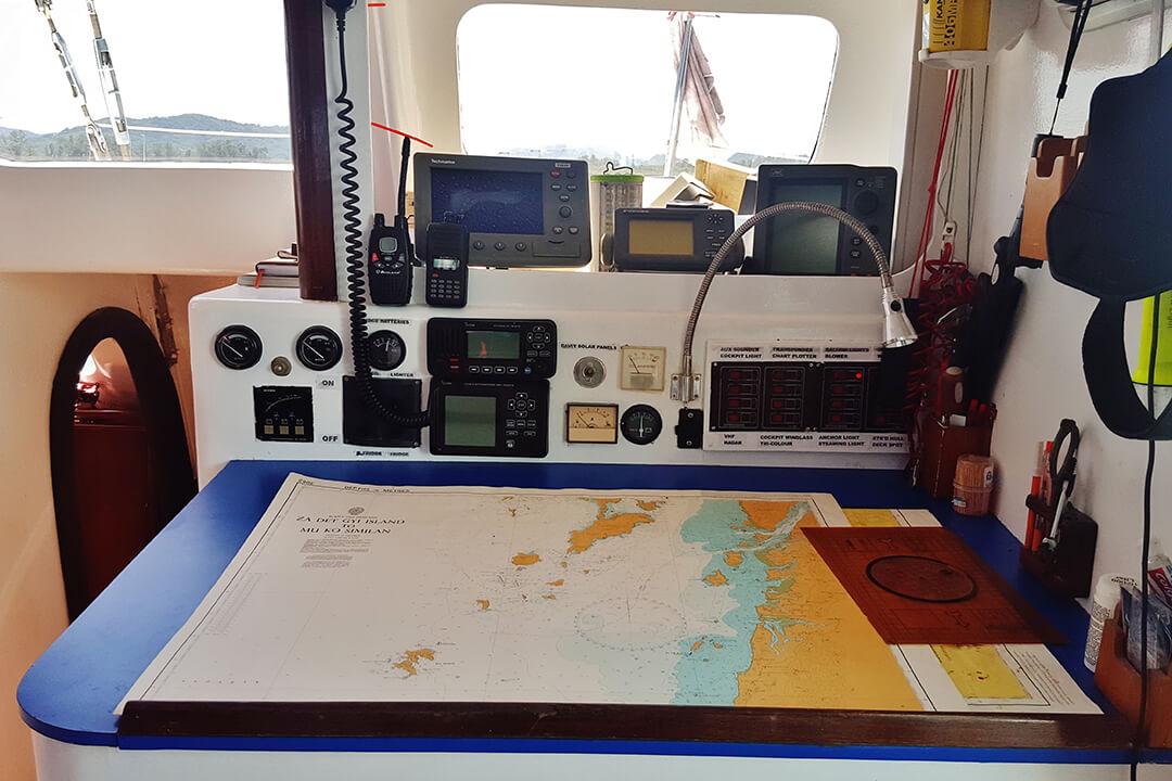 Swift sailing Phuket