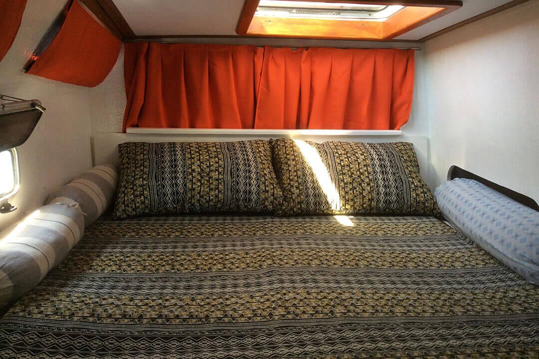 SwiftSTB cabin catamaran Phuket