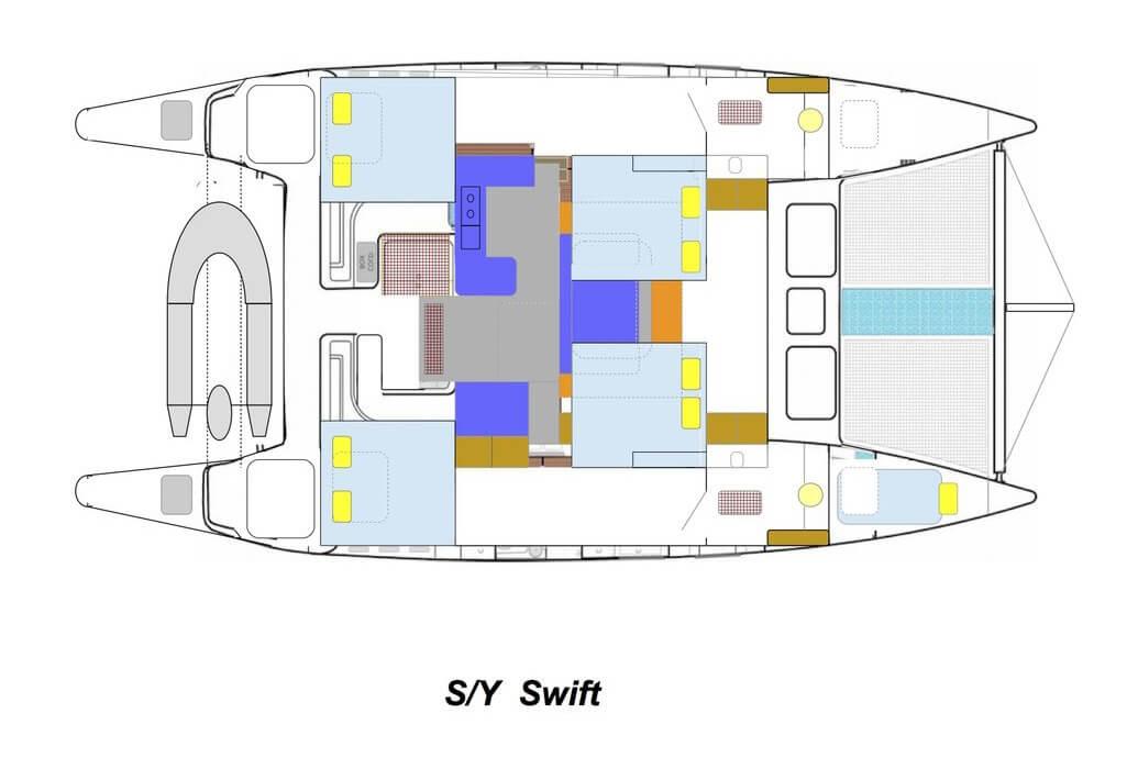 Swift_catamaran_Thailand_layout