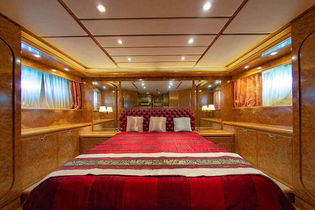 Technema 82 Luxury Yacht Phang Nga Bay