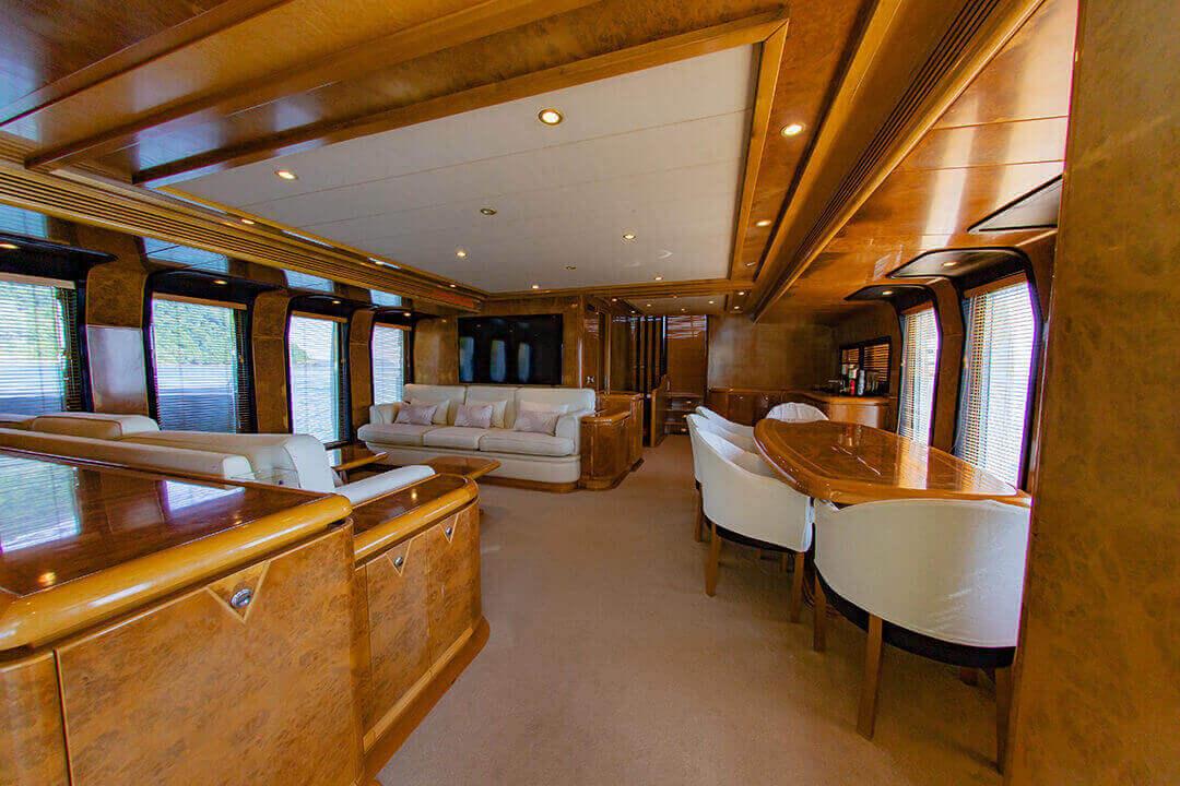 Technema 82 Luxury Yacht Phi Phi Island