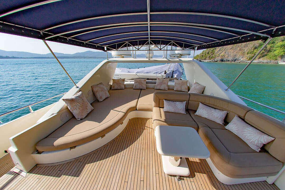Technema 82 Luxury Yacht Phuket