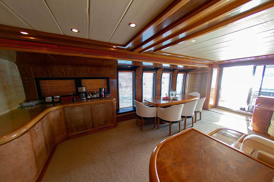 Technema 82 Luxury Yacht Similan Islands