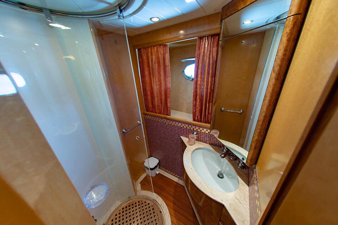 Technema 82 Phuket Luxury Boat Rental
