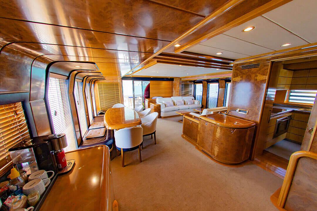 Technema 82 Phuket Luxury Yacht