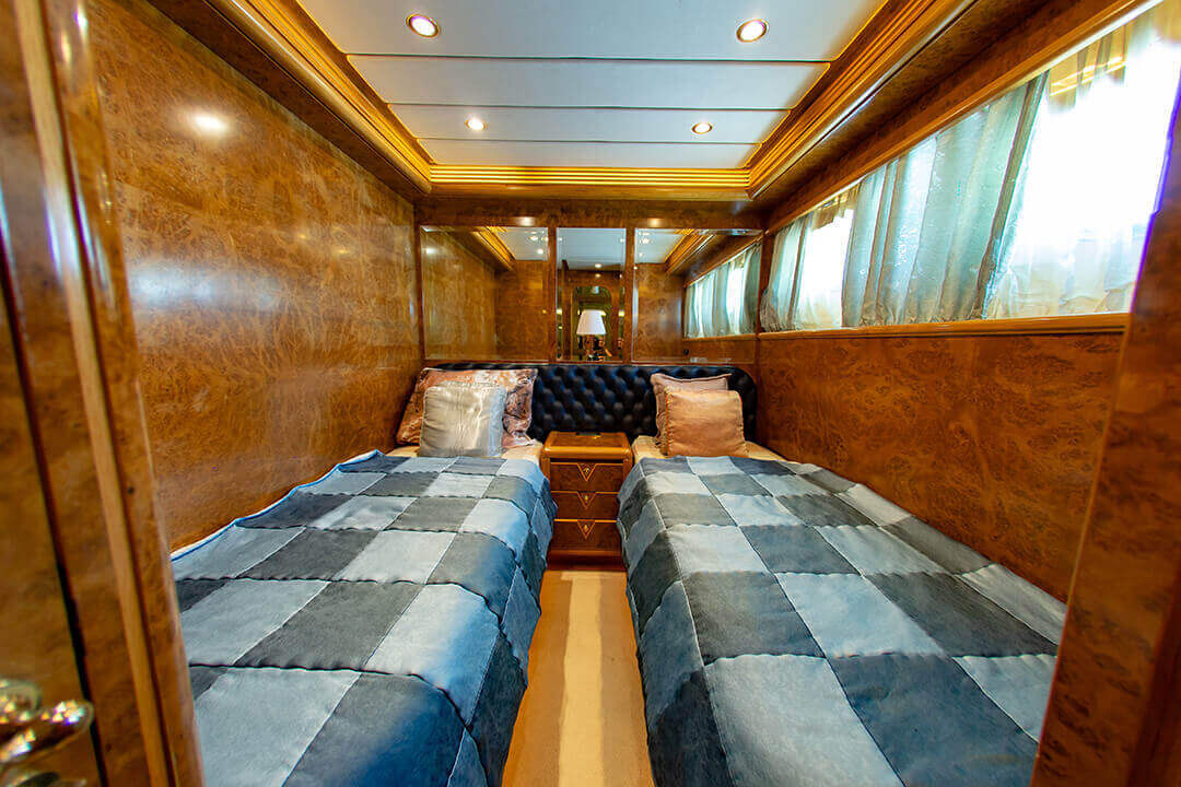 Technema 82 Phuket Luxury Yatch