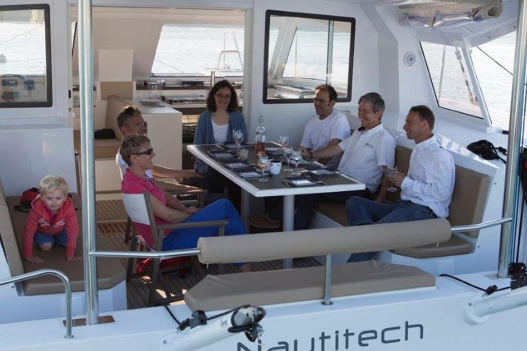 Bareboat charter Thailand