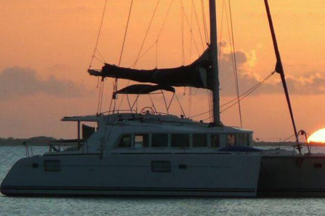 Calypso sunset in Phuket