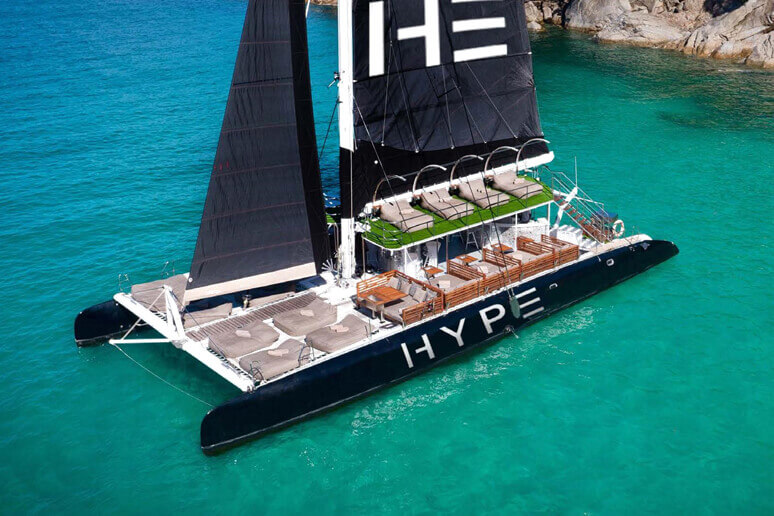 Hype Cheers charter a boat