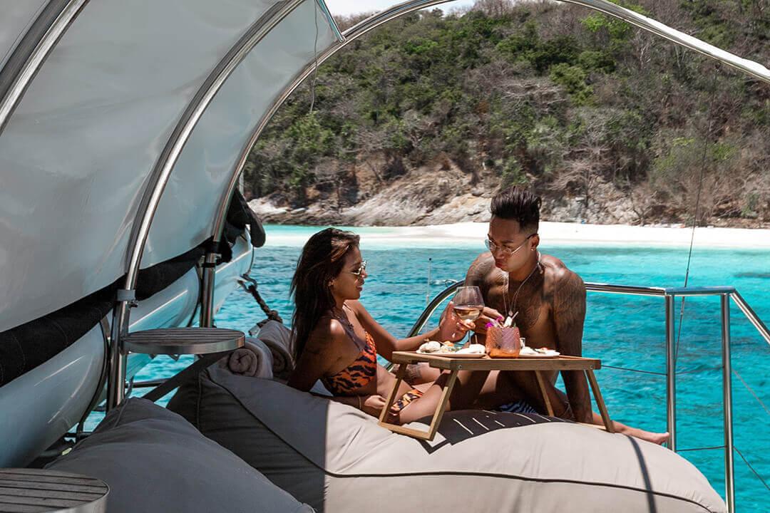 Hype comfortable charters Phuket