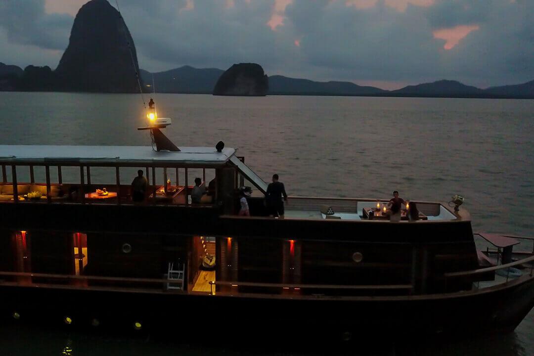 Maha Behtra Luxury motor yacht Phuket
