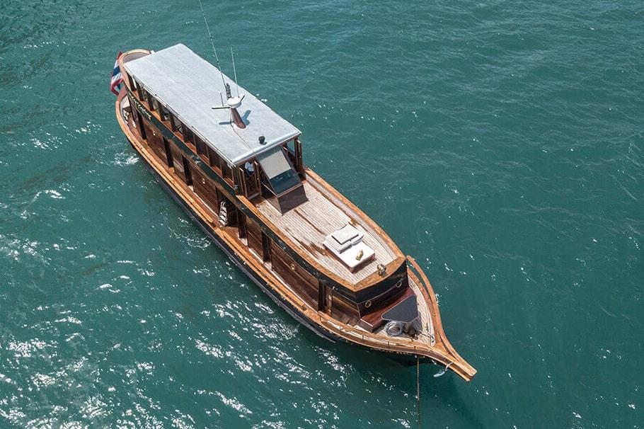 Maha Behtra sail in Luxury Phuket Thailand