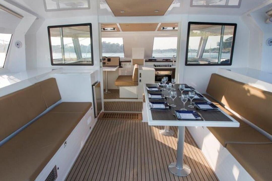 Nautitec Rent a catamaran Phuket
