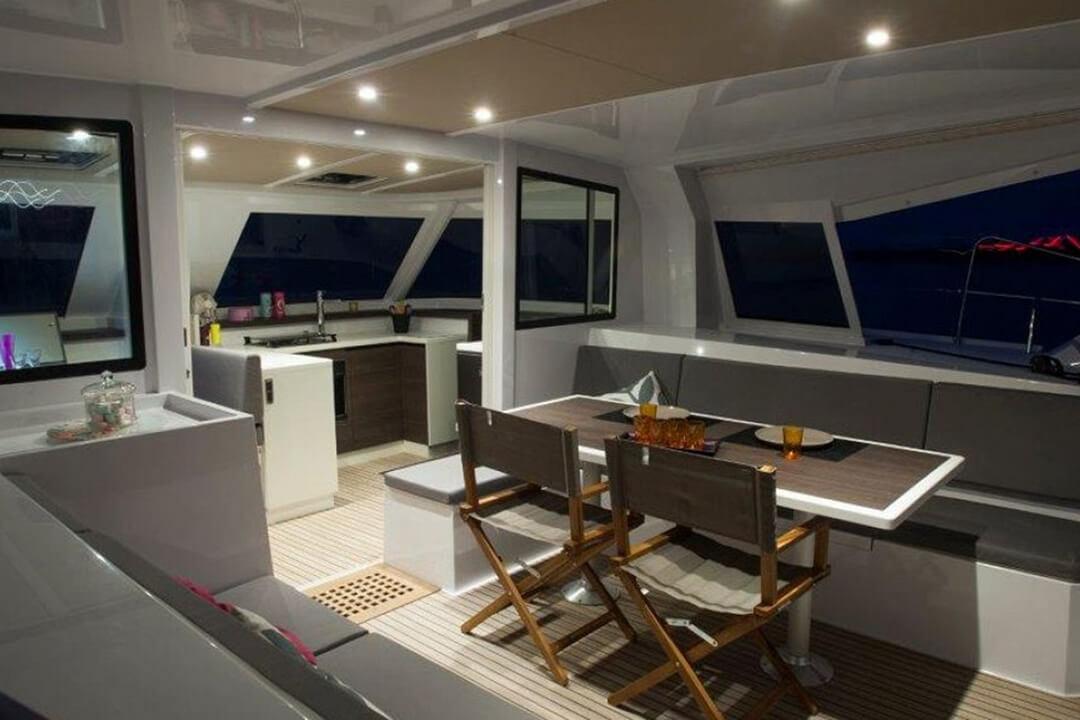 Rental catamaran PHUKET
