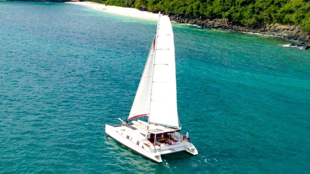 Full Steam sailing Phuket